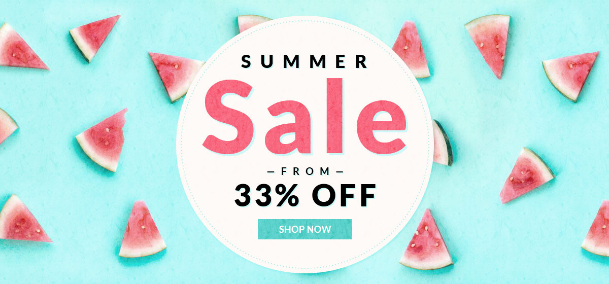Rosegal summer sales ongoing, all from 33% off