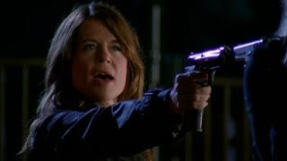 Chuck: Linda Hamilton