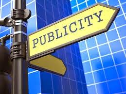 definisi Publicity