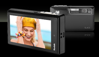 KODAK SLICE Touchscreen
