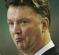 Did Van Gaal met United or didn't he?