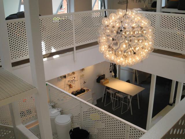HAY design store in Aarhus, Denmark