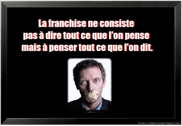 citation en image la franchise