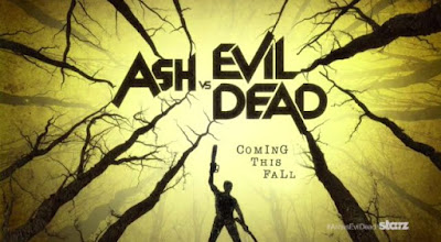 Ash vs Evil Dead SDCC Trailer