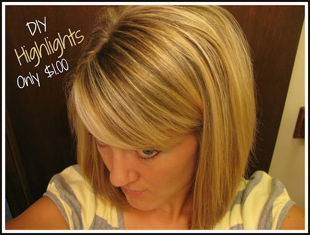 Highlighting Your Own Hair At Home Hairs Picture Gallery