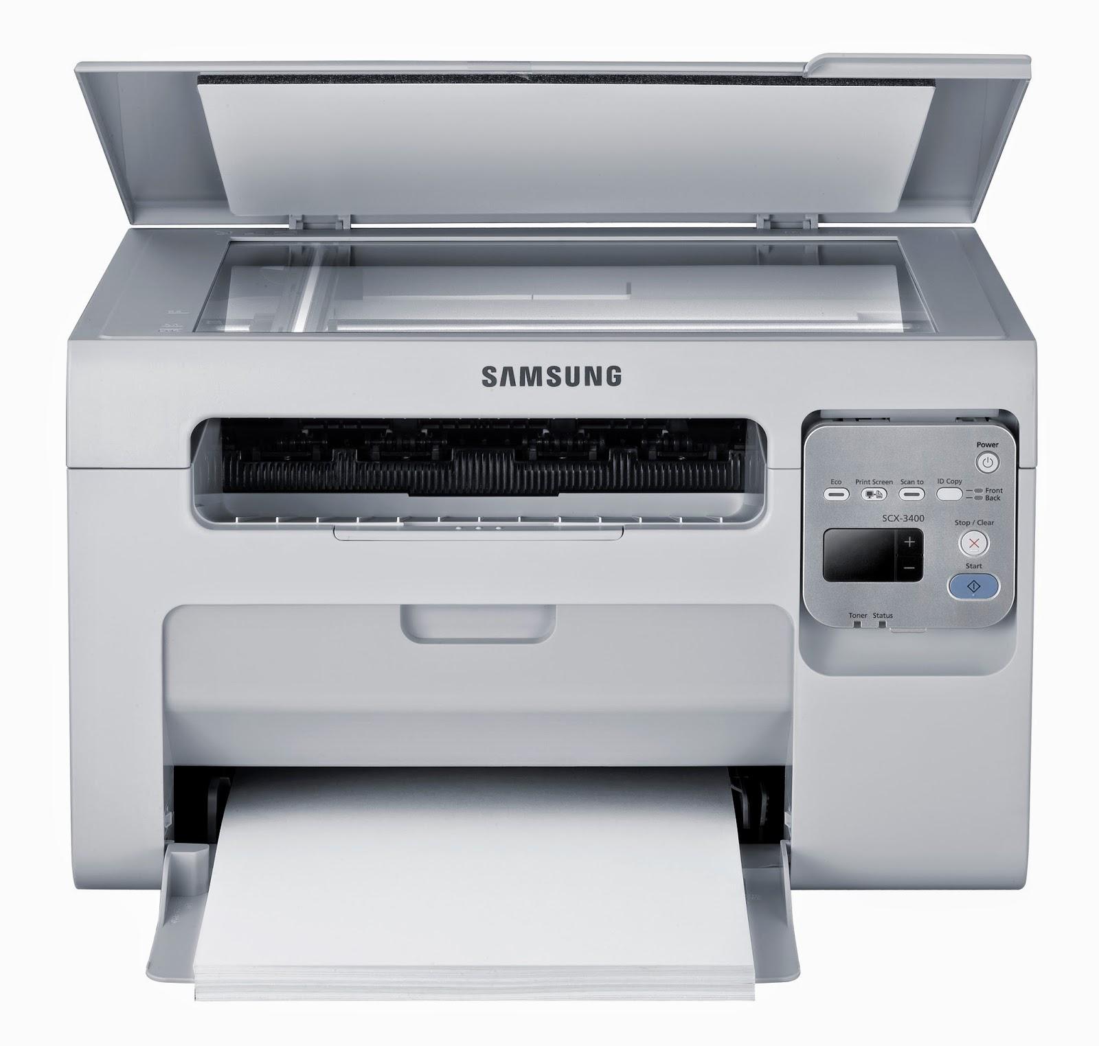 Прошивка принтера samsung scx 3400 скачать