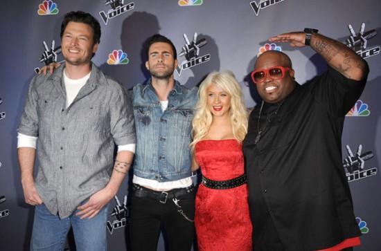 the voice judges. the voice judges performance.