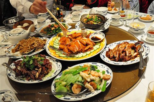 Best Chinese New Year Dinner In Restaurant