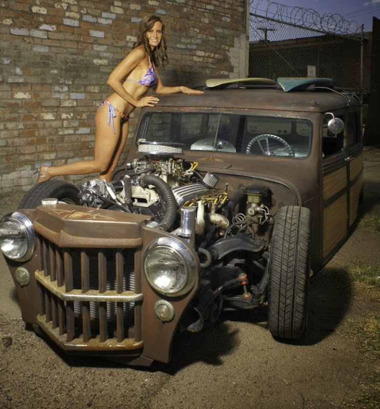American Rat Rod Cars Amp Trucks For Sale October 2013