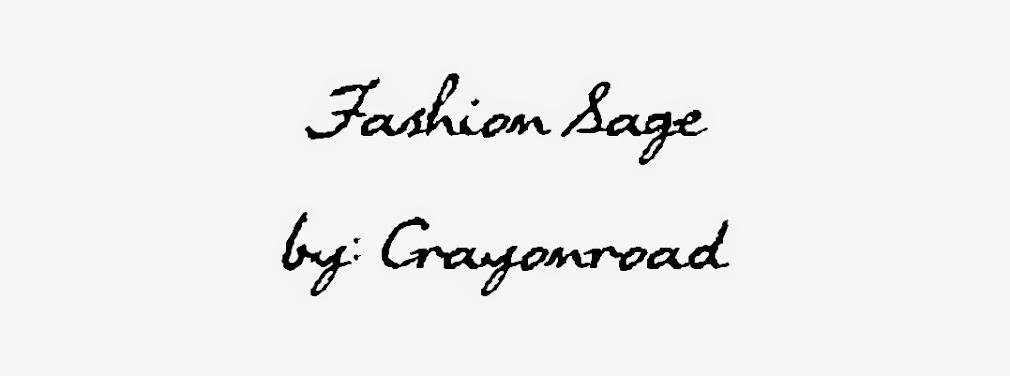 Fashion    Sage