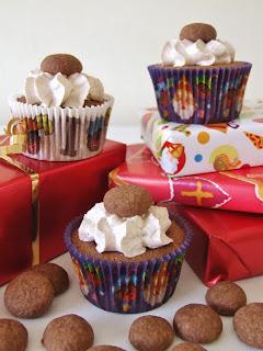 Sinterklaascupcakes