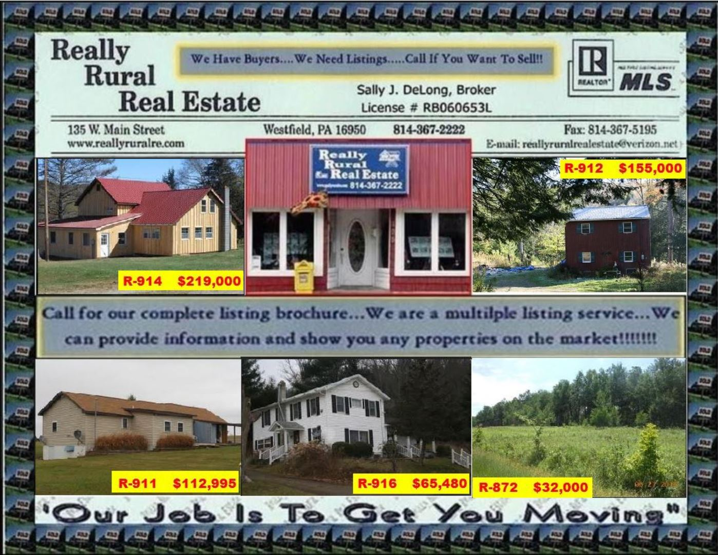 Really Rural Real Estate