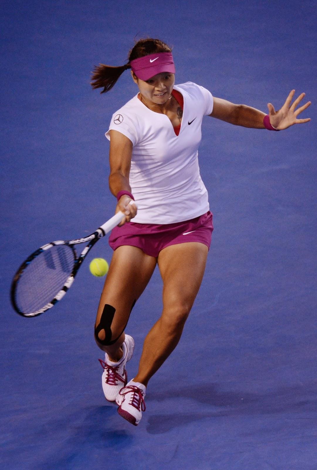 australian open 2014  li na wins women singles title
