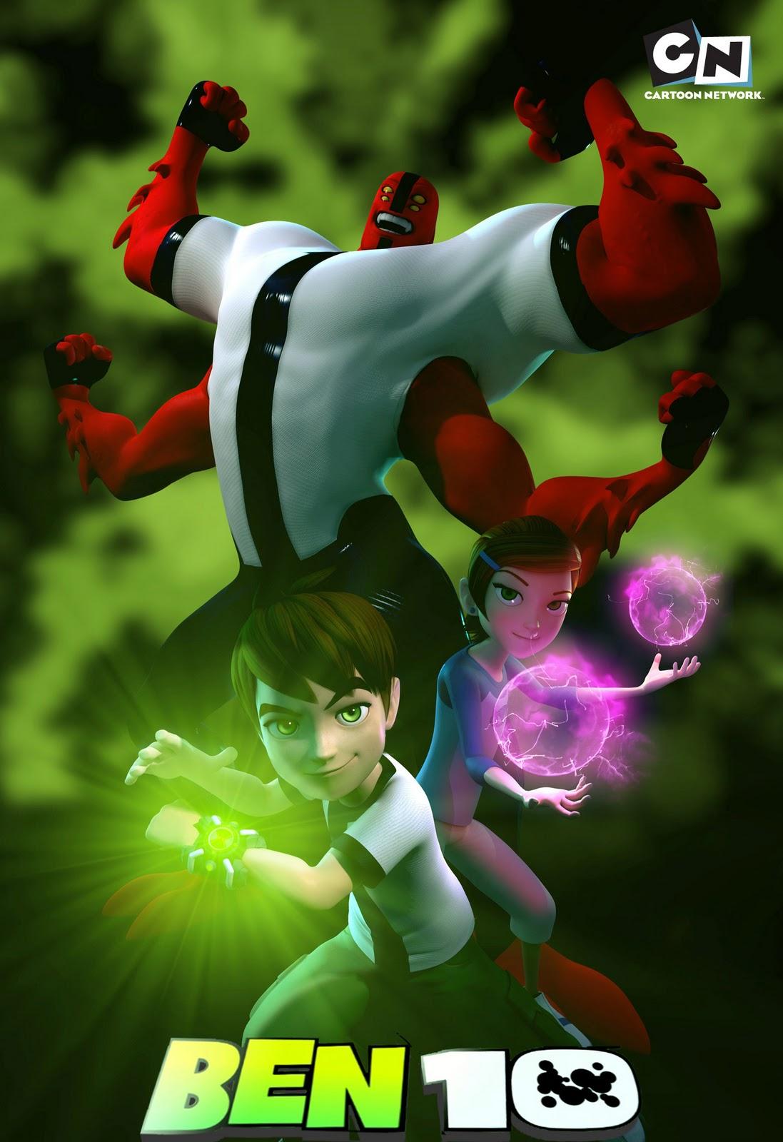 movie pictures ben 10 cartoon anime
