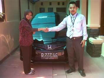 Marketing Mobil Honda Bandung