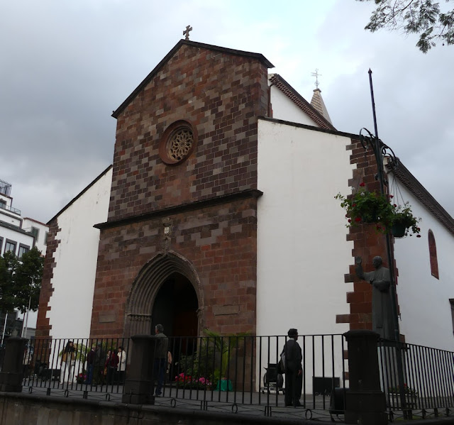 Kathedrale Sé, Funchal