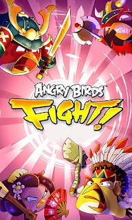 Screenshots of the Angry birds: Fight! Mod for Android tablet, phone.