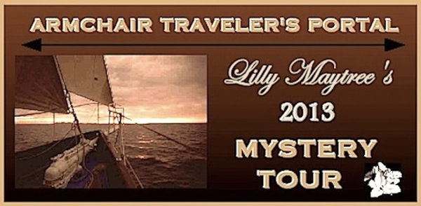 Lilly's Armchair Travelers