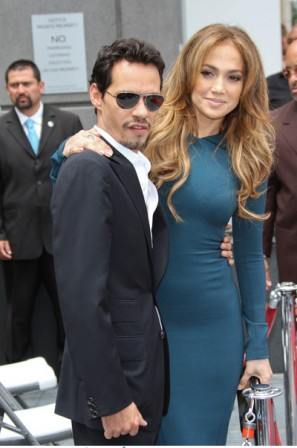 Jennifer Lopez Clothing Store on Jennifer Lopez And Marc Anthony S Clothing Lines Still On Track