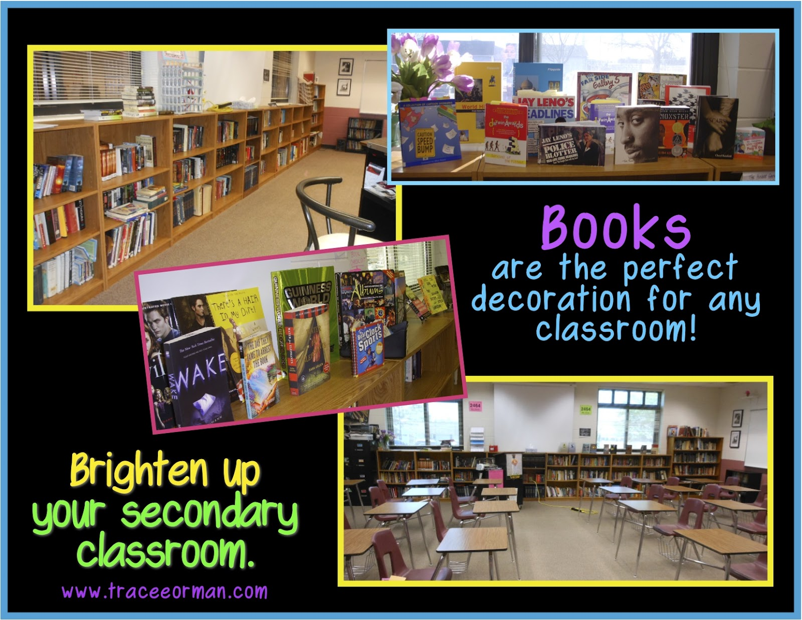 Classroom Decoration High School English ~ Mrs orman s classroom to decorate or not that