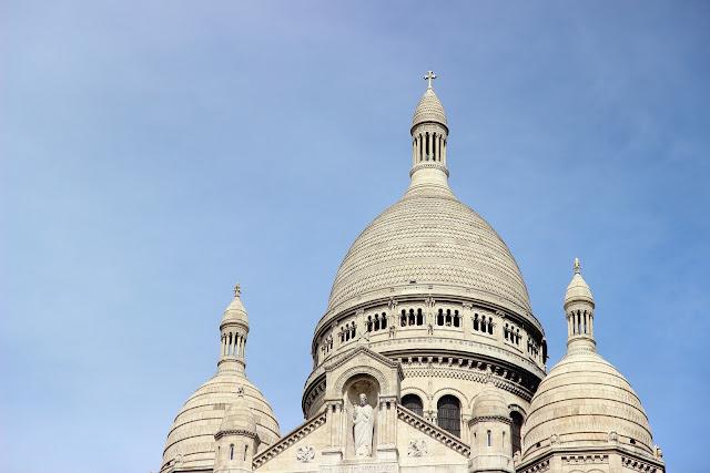 Il Sacro Cuore a Montmartre