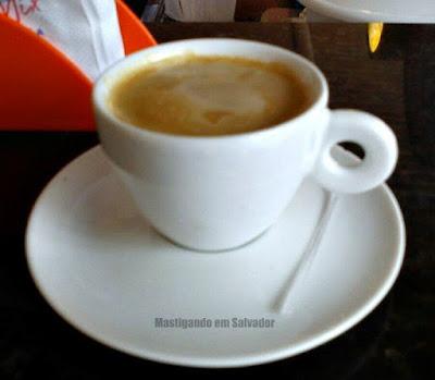 Beiju Mix Tapiocaria: Café Submarino Alpino