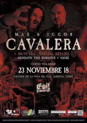 MAX & IGGOR CAVALERA