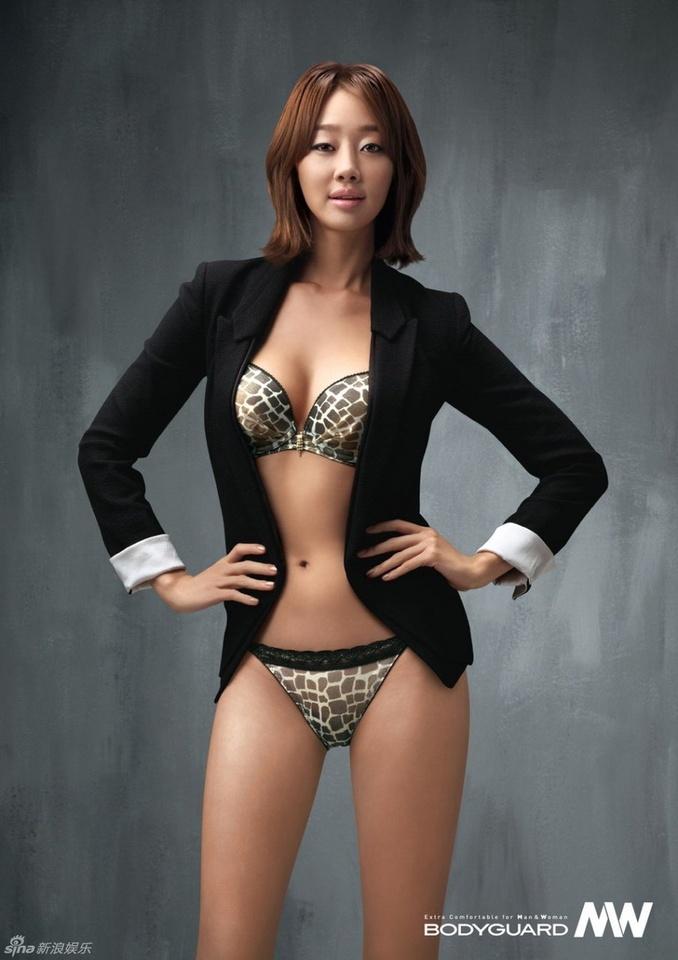 Seo Yoo Jin, Korean, Models, Underwear, Underwear Photoshoots