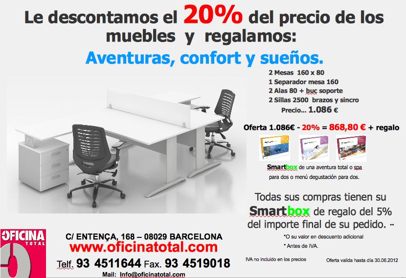 Oficina total mesas de trabajo para call center y salas for Oficina de empleo barcelona