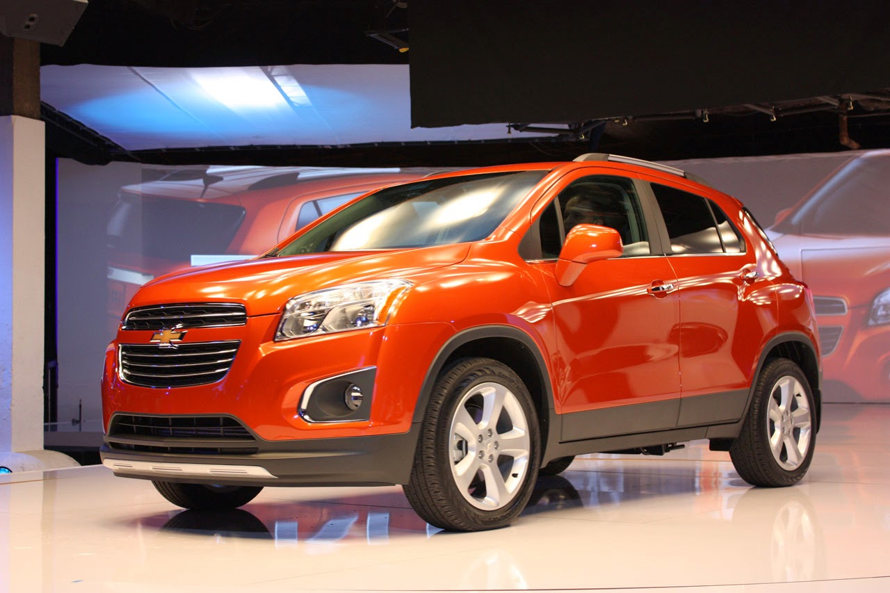 automotiveblogz 2015 chevrolet trax new york 2014 photos. Black Bedroom Furniture Sets. Home Design Ideas