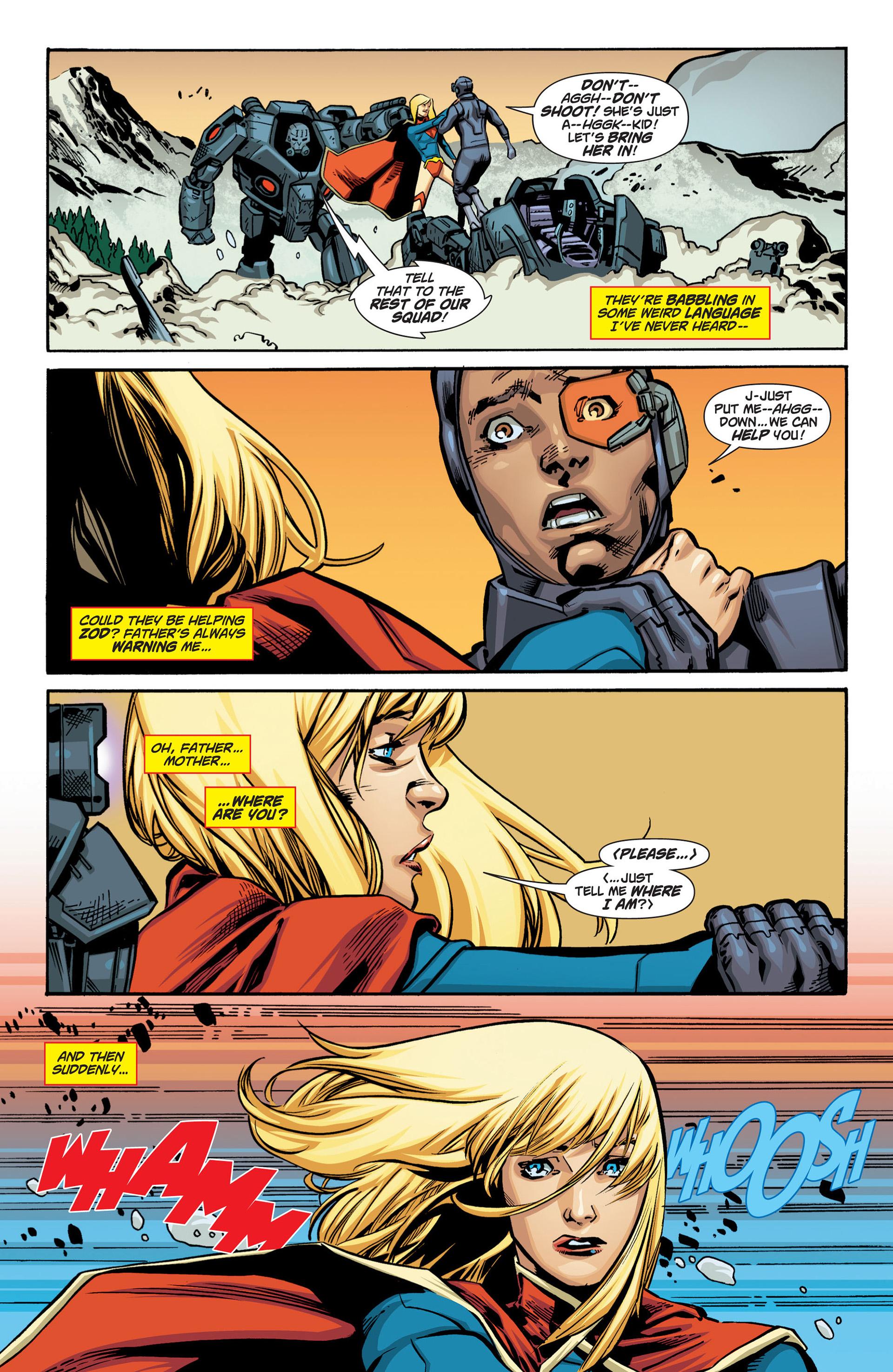 Supergirl (2011) Issue #1 #3 - English 21