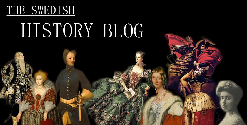 The Swedish History Blog