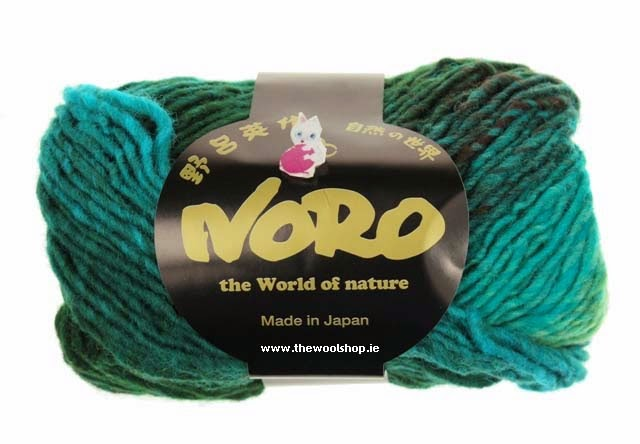 Noro Kureyon www.thewoolshop.ie