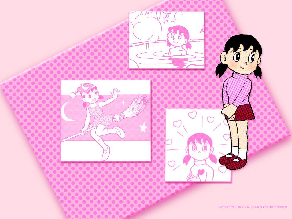 Các cô gái ngày nay học được gì từ nhân vật Xuka trong truyện Đô-rê-mon?