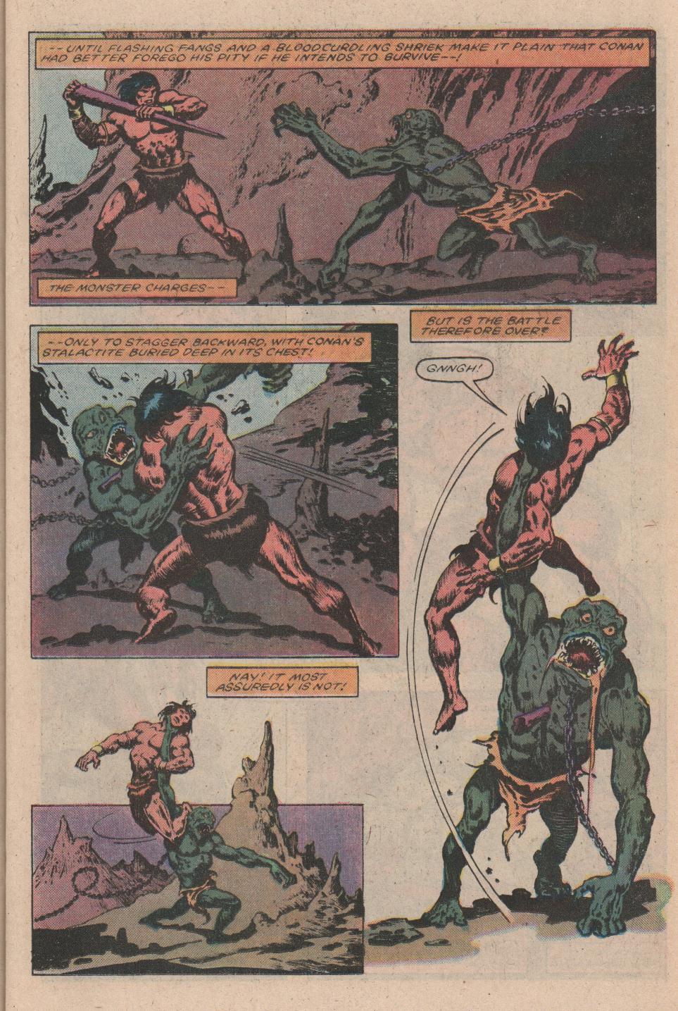Conan the Barbarian (1970) Issue #156 #168 - English 11