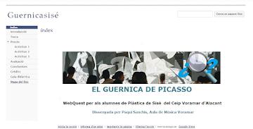 La nostra WebQuest del Guernica