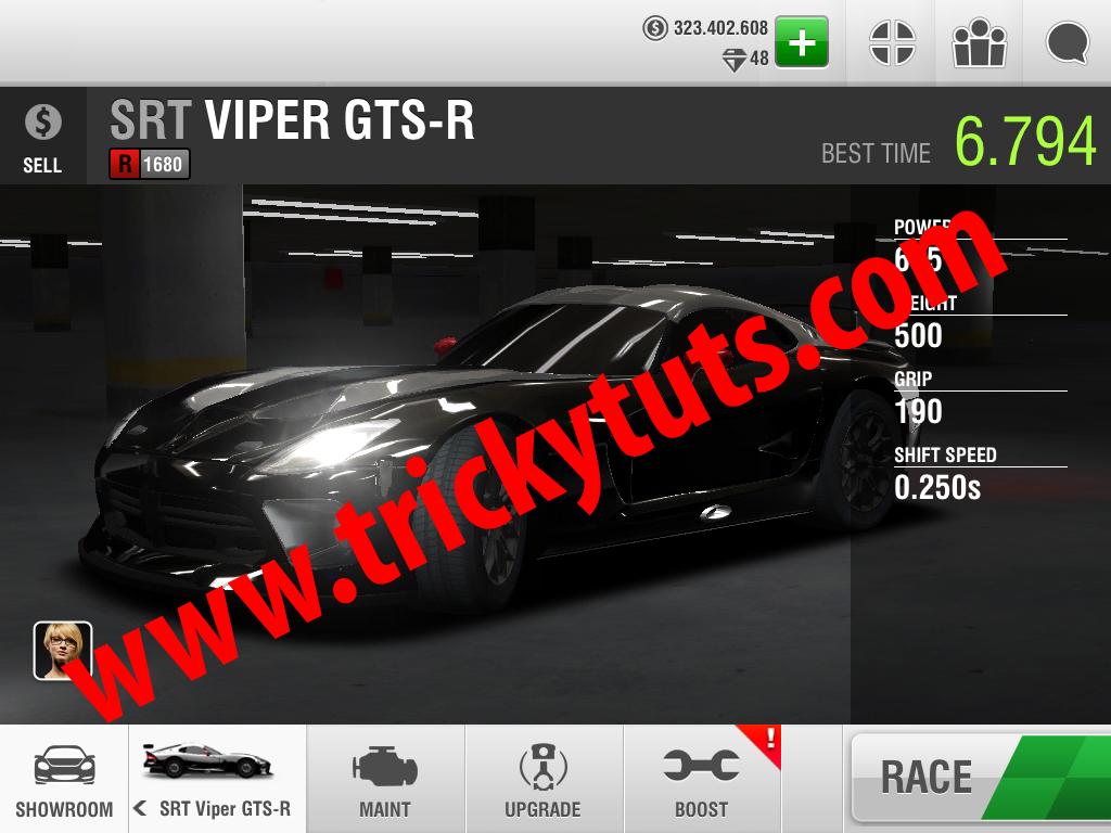 Racing Rivals Hacked