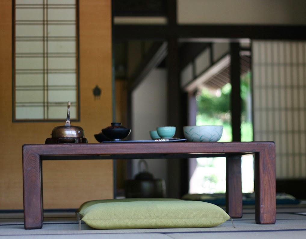 An lisis kenzo tange house - Mesas japonesas ...
