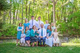 My cute family in 2018