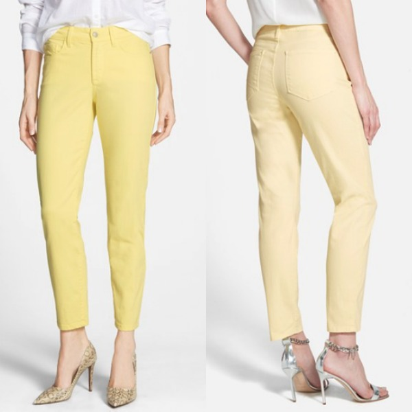 Weekend Steals & Deals | NYDJ Clarissa Stretch Skinny Ankle Jeans