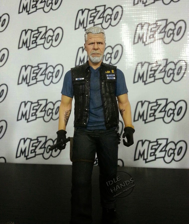 Sons of Anarchy Toy Figures