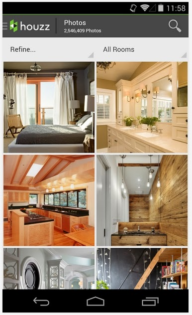 Android App Review Thailand Houzz Interior Design Ideas