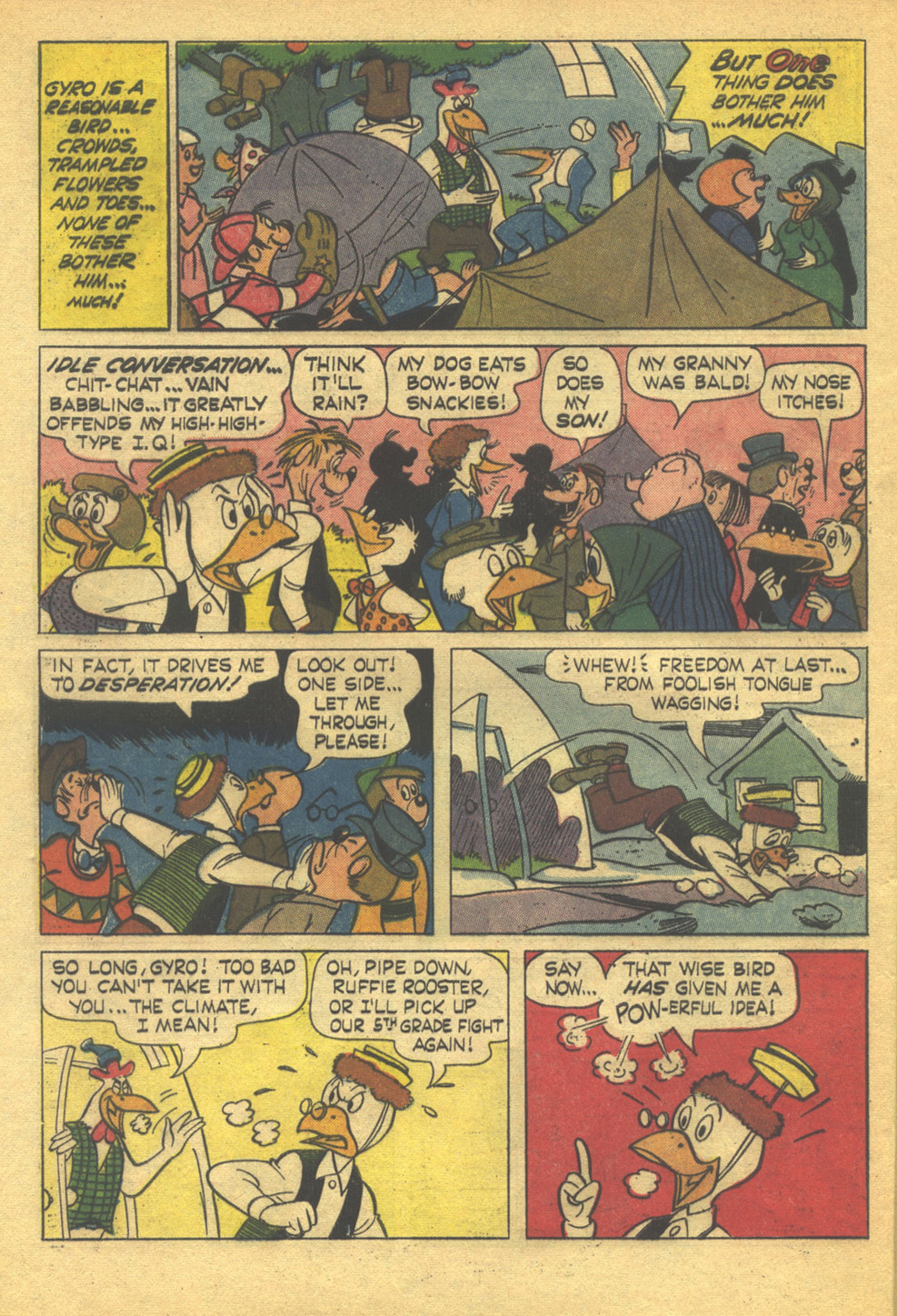 Uncle Scrooge (1953) Issue #56 #56 - English 32