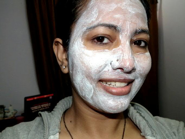 Nivea Total Face Cleanup - On My Face