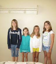 Kayla's Daughter with her cousins