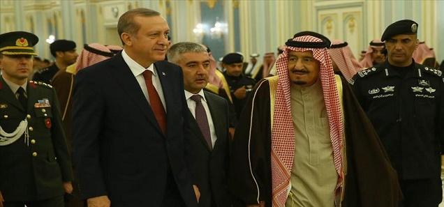 تصرف غير متوقع من ملك السعودية بمناسبة أداء أروغان و زوجته لمناسك العمرة