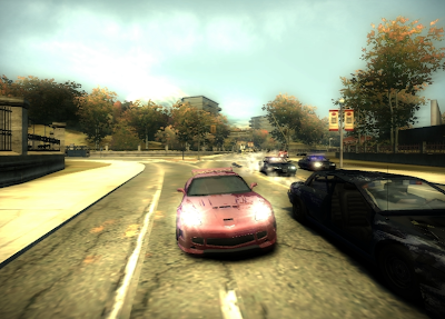 Need for Speed: Most Wanted (2005) screenshot 5
