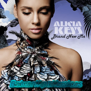capa Brand New Me –  Alicia Keys – Mp3