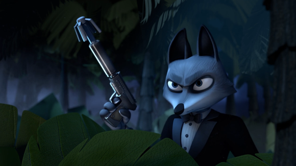 SpyFox Animated Short Film