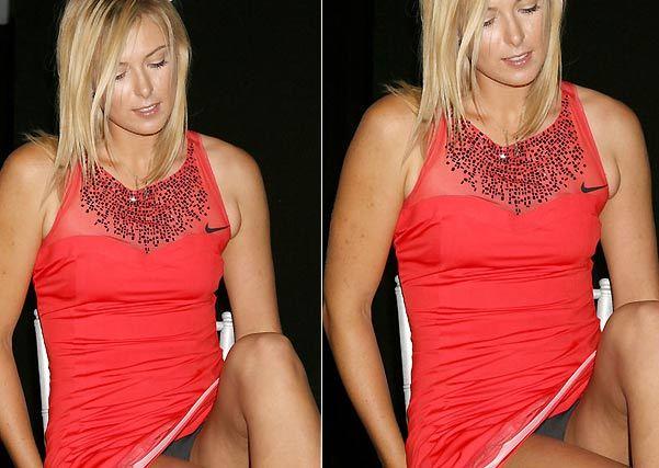 Maria Sharapova Sexy Pictures